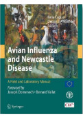 Avian Influenza and Newcastle Disease : A Field and Laboratory Manual