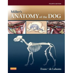 Miller's Anatomy of the Dog, 4th Edition