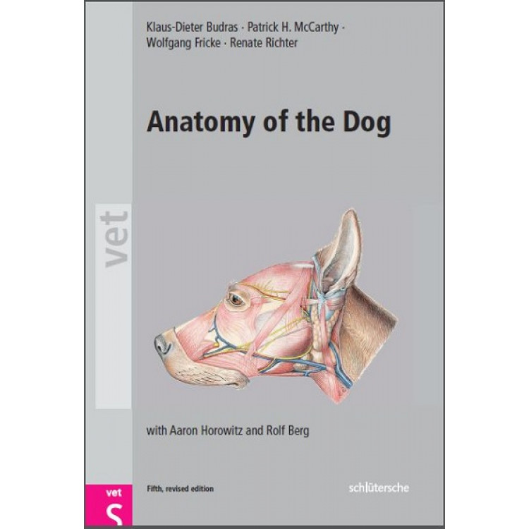 Anatomy Of The Dog 5th Revised Edition