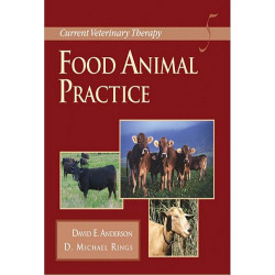 Current Veterinary Therapy: Food Animal Practice, 5th Edition
