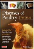 Diseases of Poultry, 14th Edition [NEW]