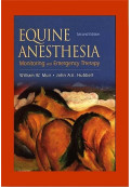 Equine Anesthesia: Monitoring and Emergency Therapy, 2nd Edition