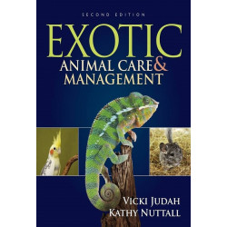 Exotic Animal Care & Management, 2nd Edition