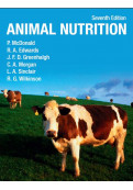 Animal Nutrition, 7th Edition