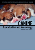 Canine Reproduction and Neonatalogy