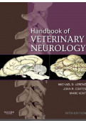 Handbook of Veterinary Neurology, 5th Edition