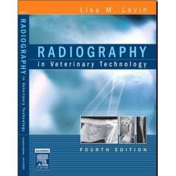 Radiography in Veterinary Technology, 4th Edition