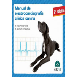 Manual of Clinical Canine Electrography, 2nd Edition [Text in Spanish]