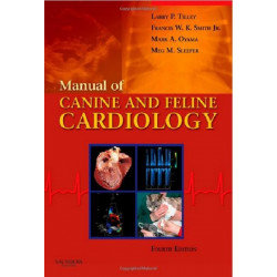 Manual of Canine and Feline Cardiology, 4th Edition