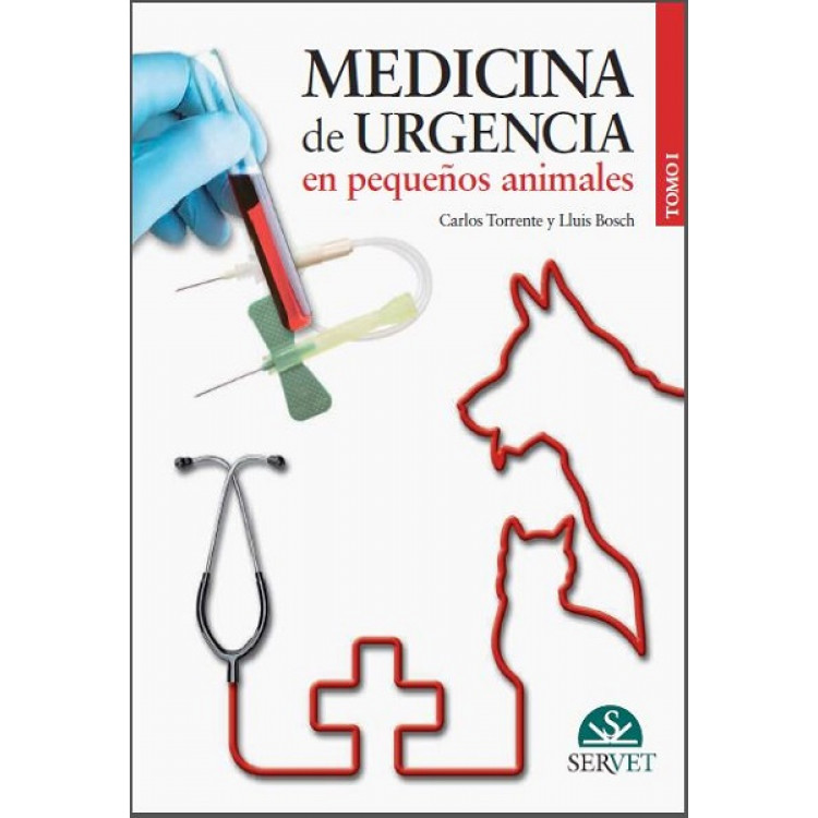 Emergency Medicine For Small Animals Volume 1 Spanish Text