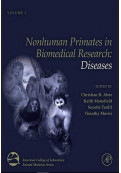 Nonhuman Primates in Biomedical Research: Volume 2, Diseases, 2nd Edition