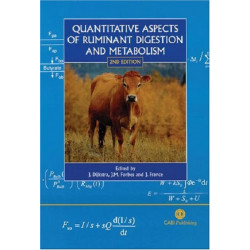 Quantitative Aspects of Ruminant Digestion and Metabolism, 2nd Edition