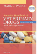 Saunders Handbook of Veterinary Drugs: Small and Large Animal, 4th Edition