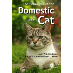 The Behaviour of the Domestic Cat, 2nd Edition