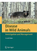 Disease in Wild Animals: Investigation and Management, 2nd Edition